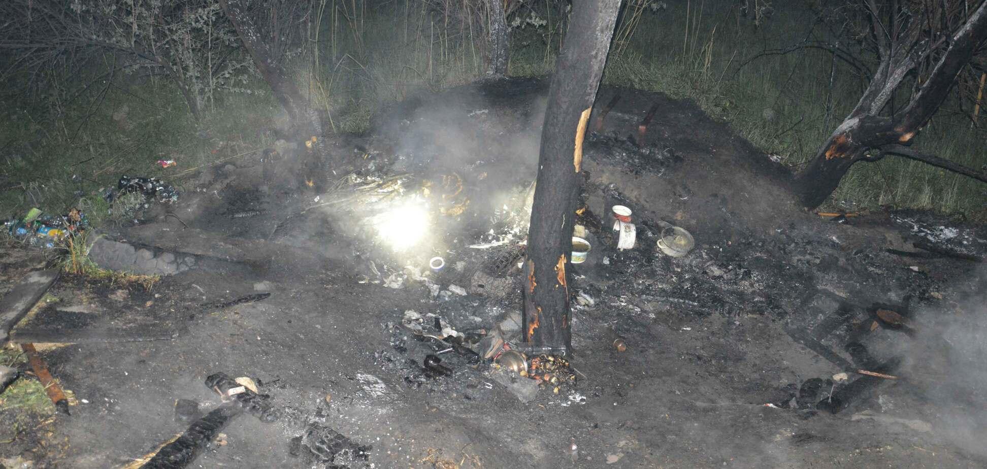 В Днепре заживо сгорели трое человек