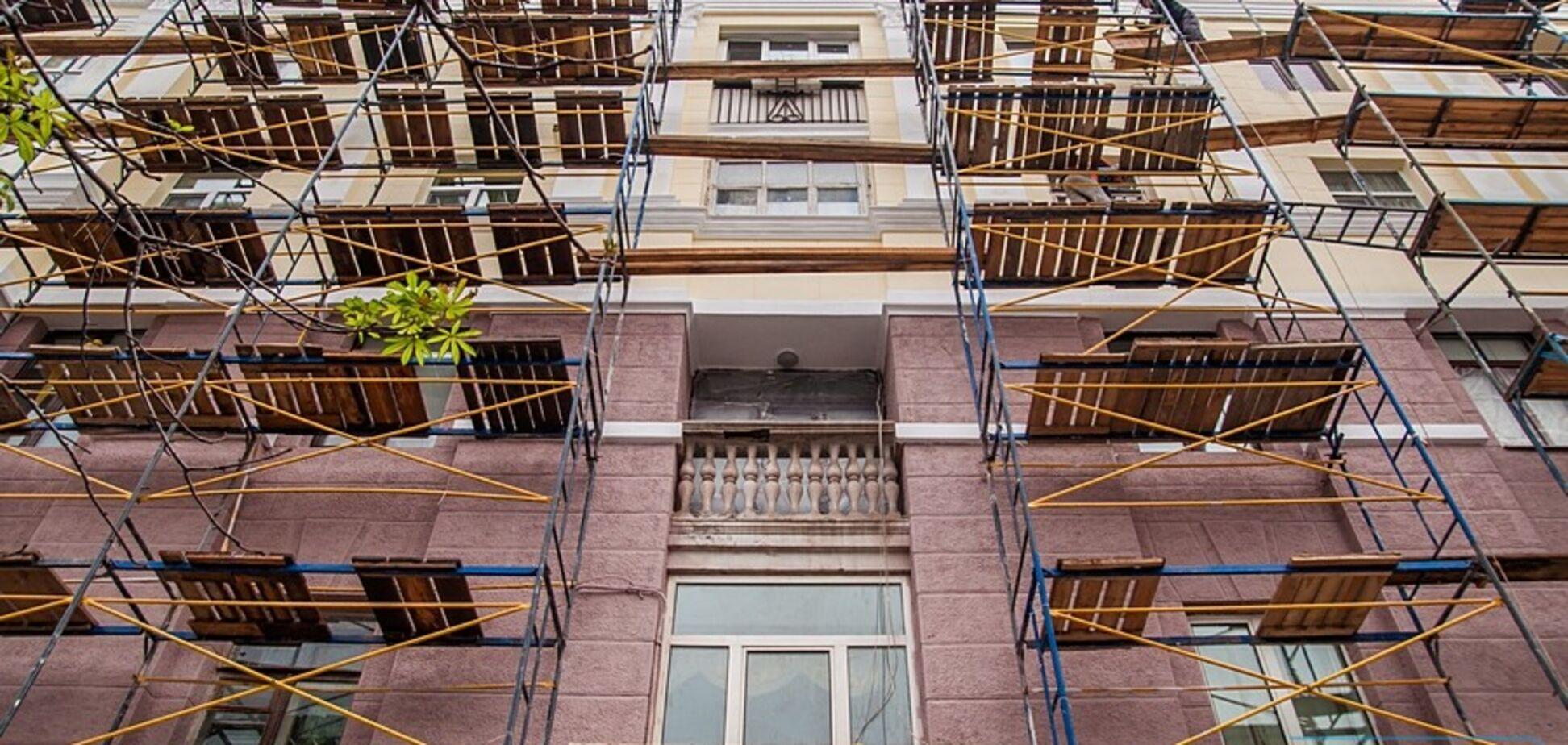 Где в Днепре демонтируют остекление с балконов: адреса