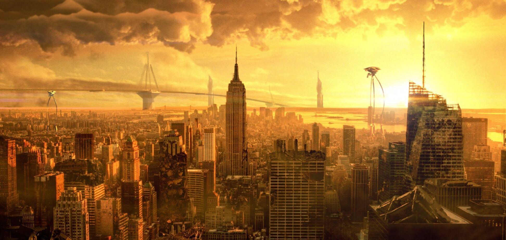 Где пережить конец света