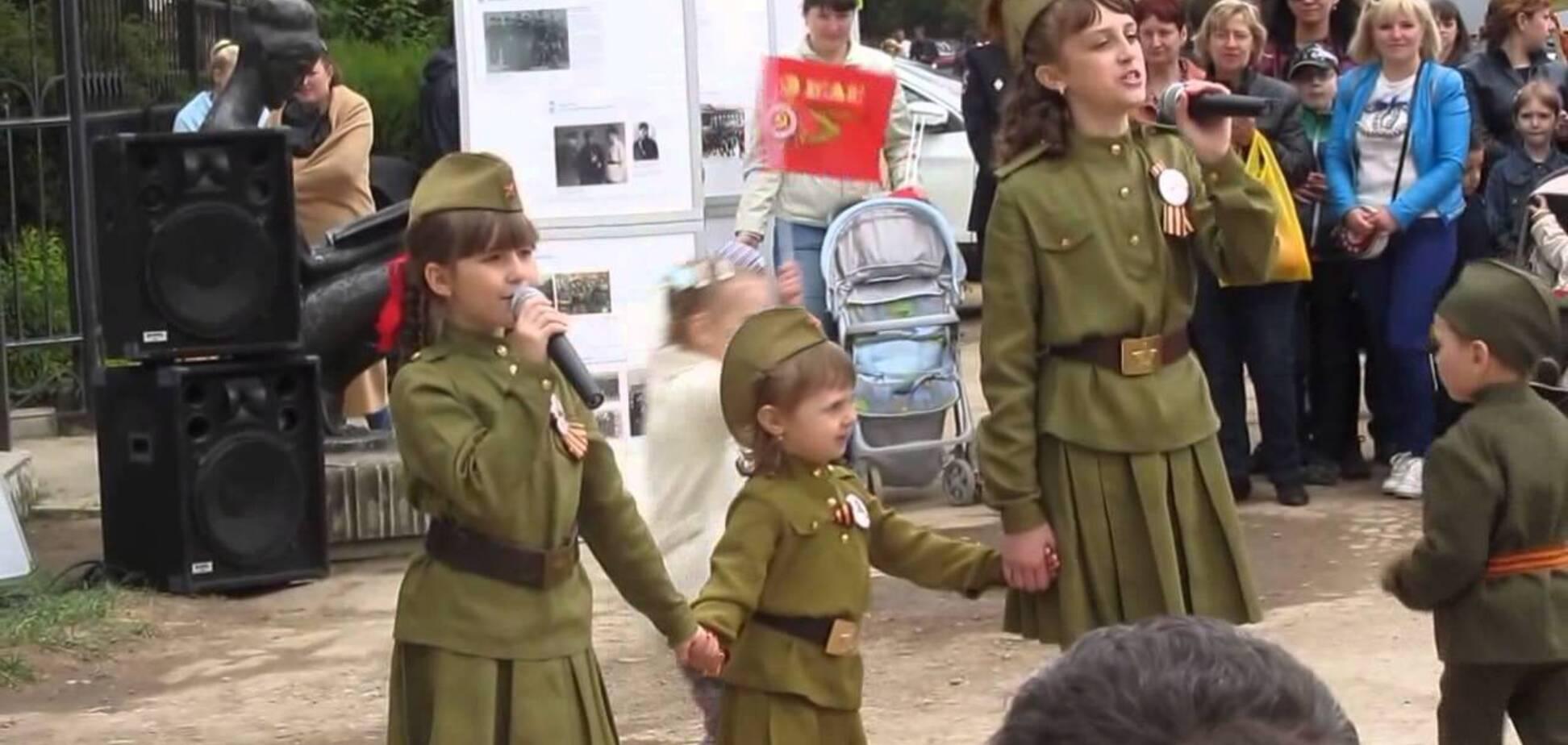 Как прошел 'День Победы' в Крыму