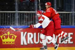 Где смотреть Россия – Чехия: расписание трансляций чемпионата мира по хоккею 2018