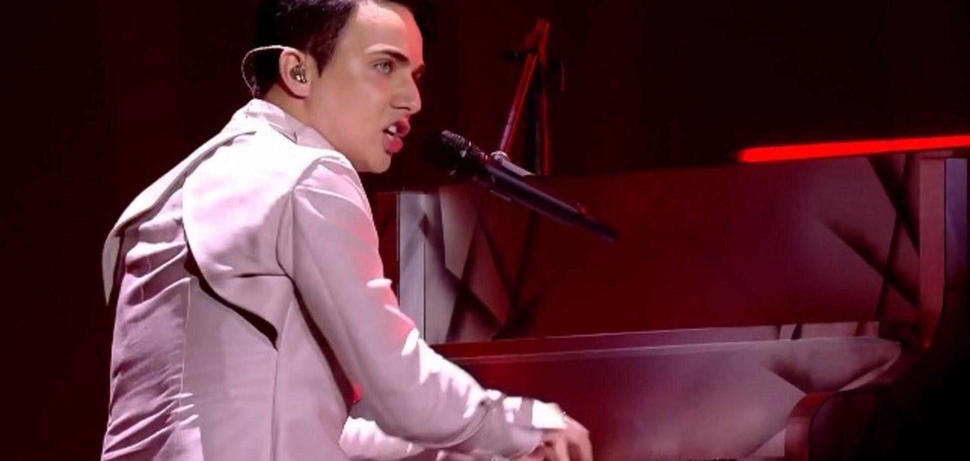 Украина в финале: как выступил MELOVIN на ''Евровидении-2018''