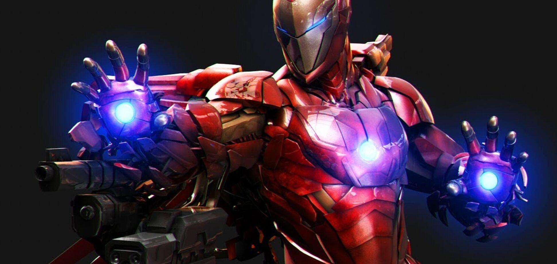 В Голливуде украли 'Железного человека'