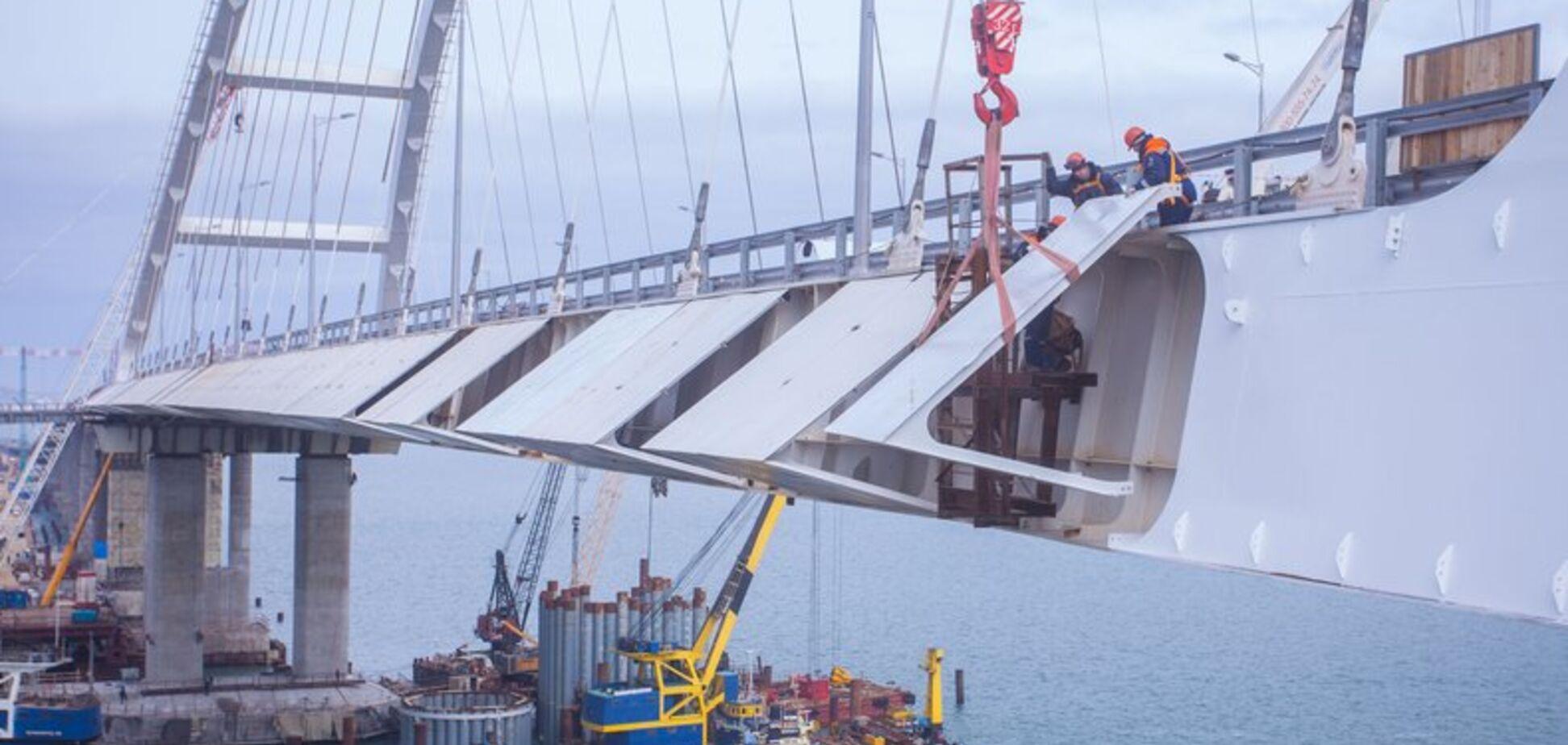 'У нас там Кубань ще': український заступник міністра знайшов застосування Кримському мосту