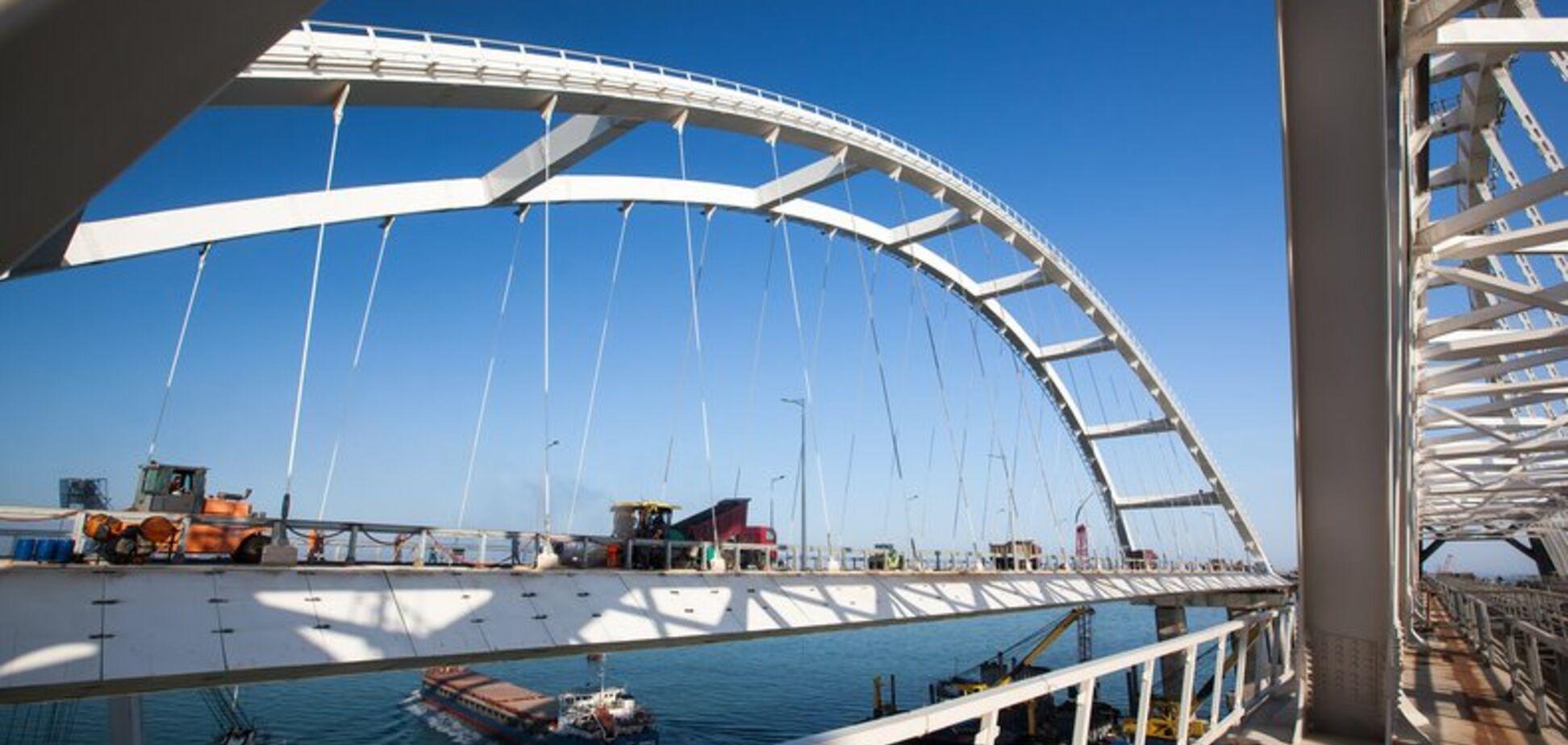 Строительство Крымского моста: эколог предупредил о катастрофе