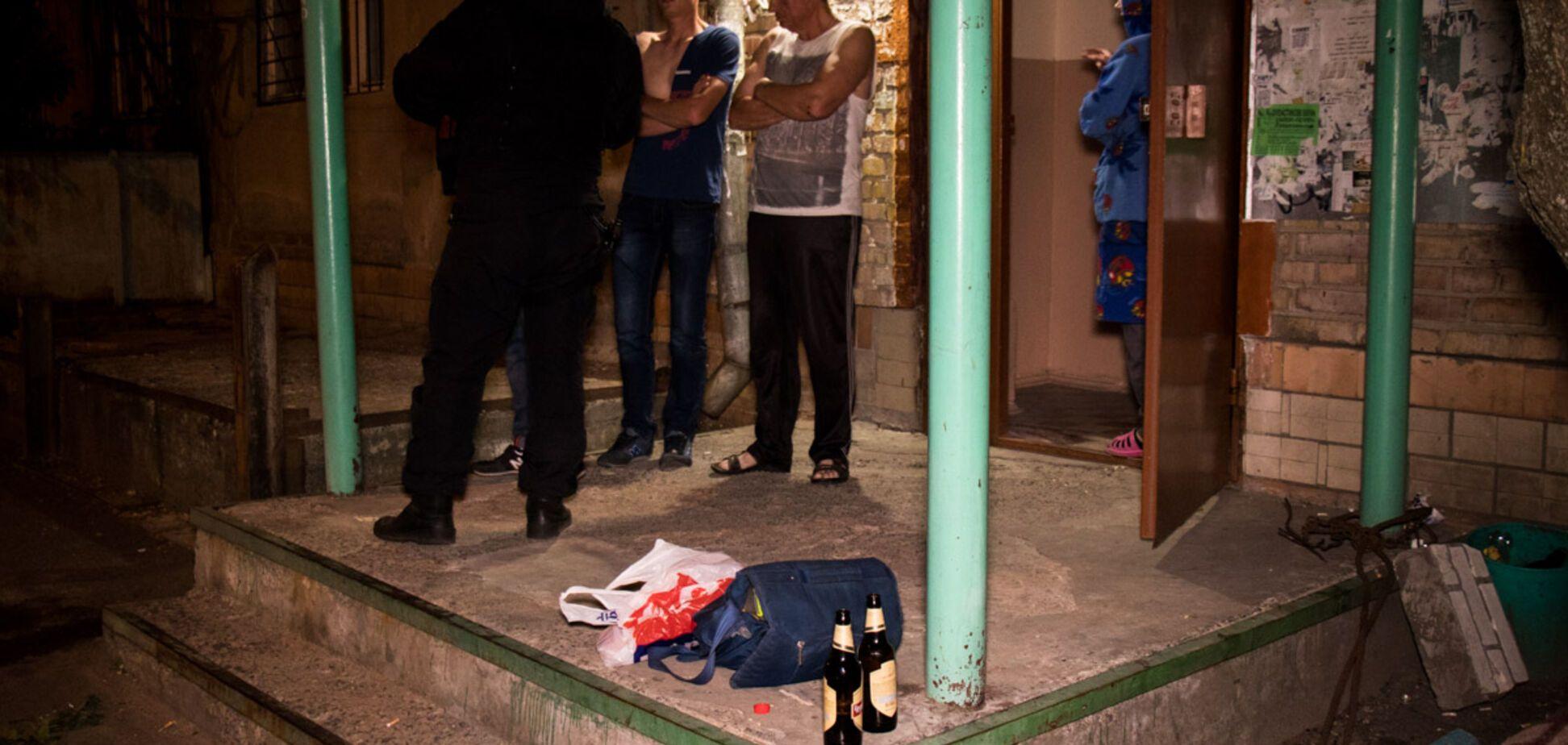 Зробив зауваження і напав: в Києві сталася кривава бійка з вагітною