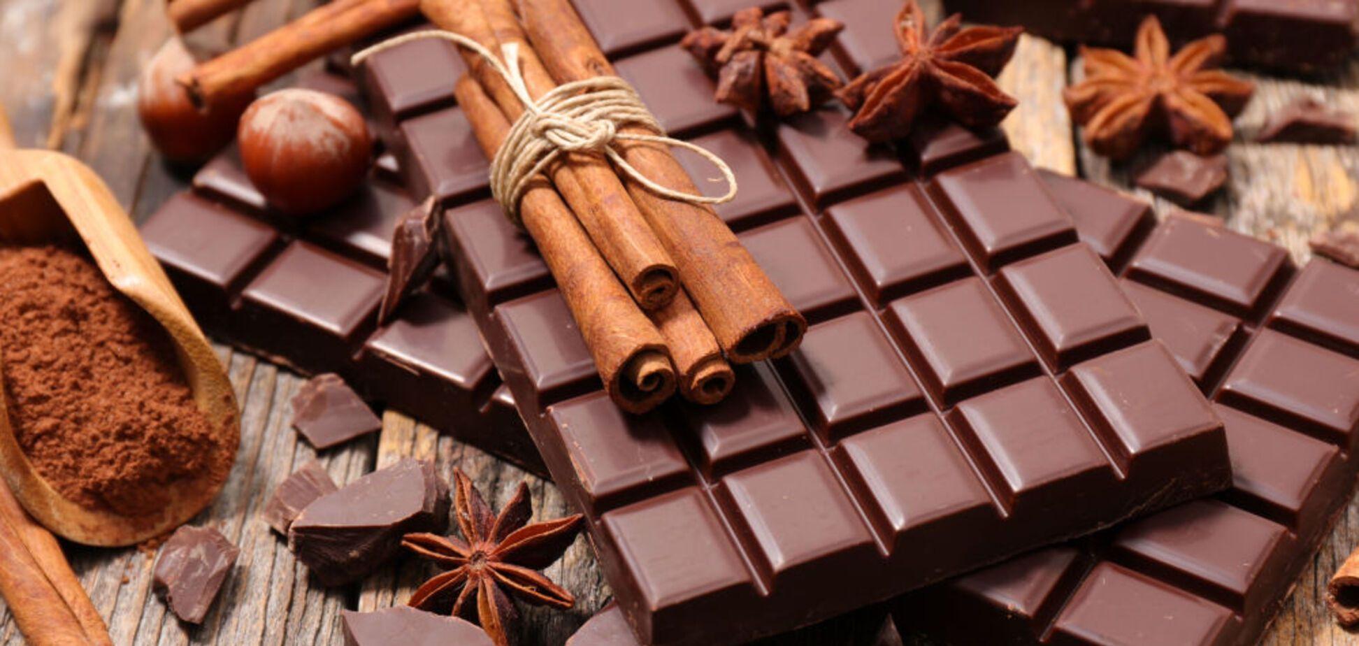 Ученые рекомендуют есть горький шоколад