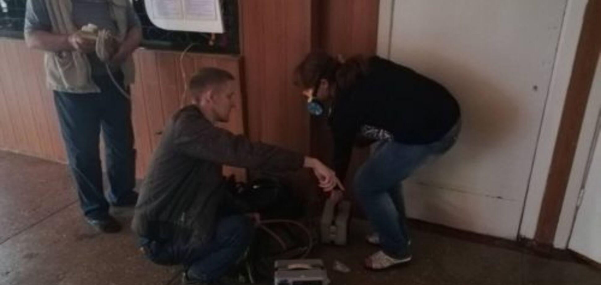 В українській школі розпилили невідому речовину: дітей масово евакуювали