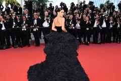 Канны-2018: как выглядит самое дорогое платье