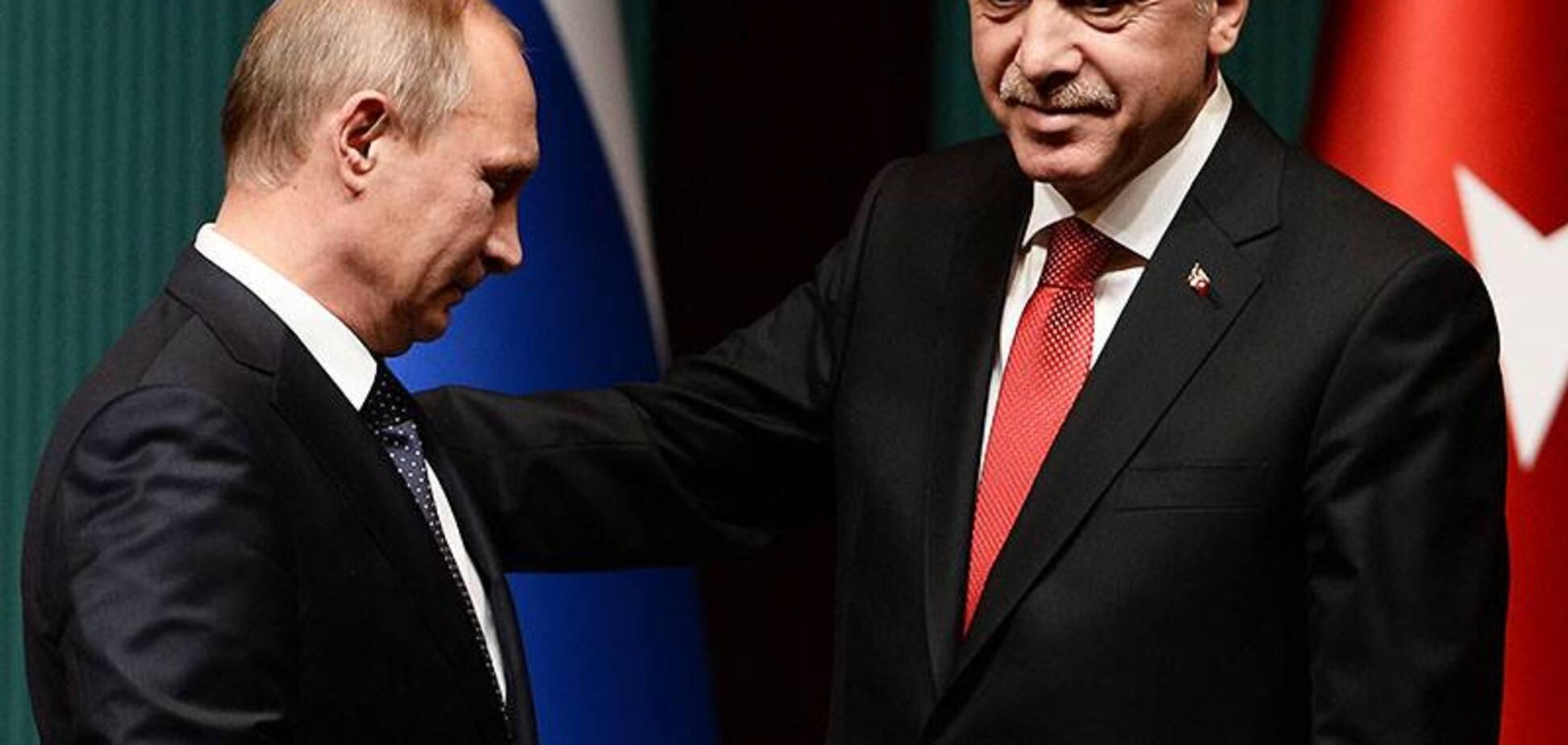 Ще один ніж у спину Путіну