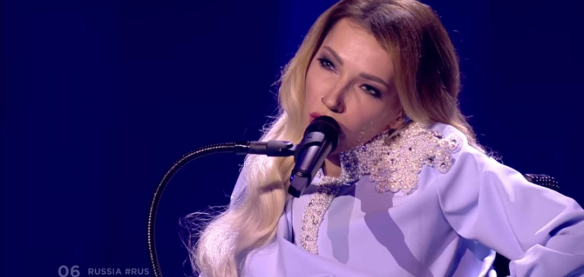 'Заспівала хріново': батько розкритикував Самойлову за 'Євробачення'