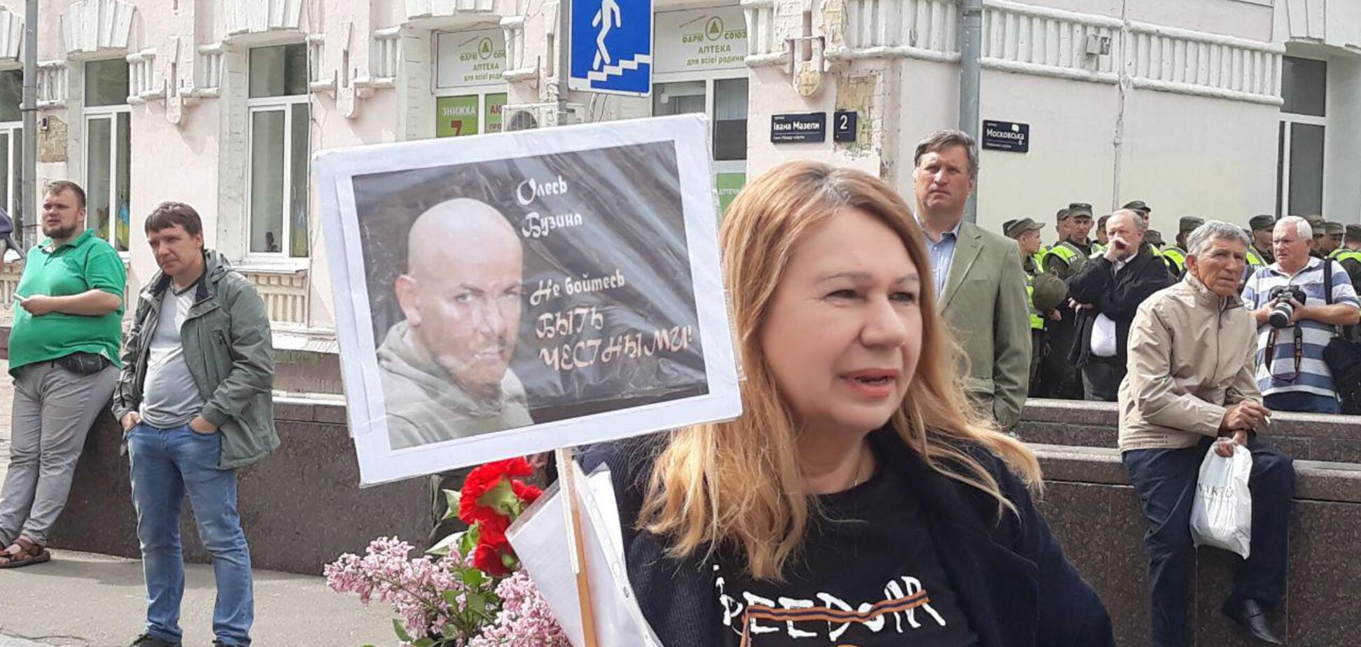 Почему Бережной должно быть стыдно перед Путиным