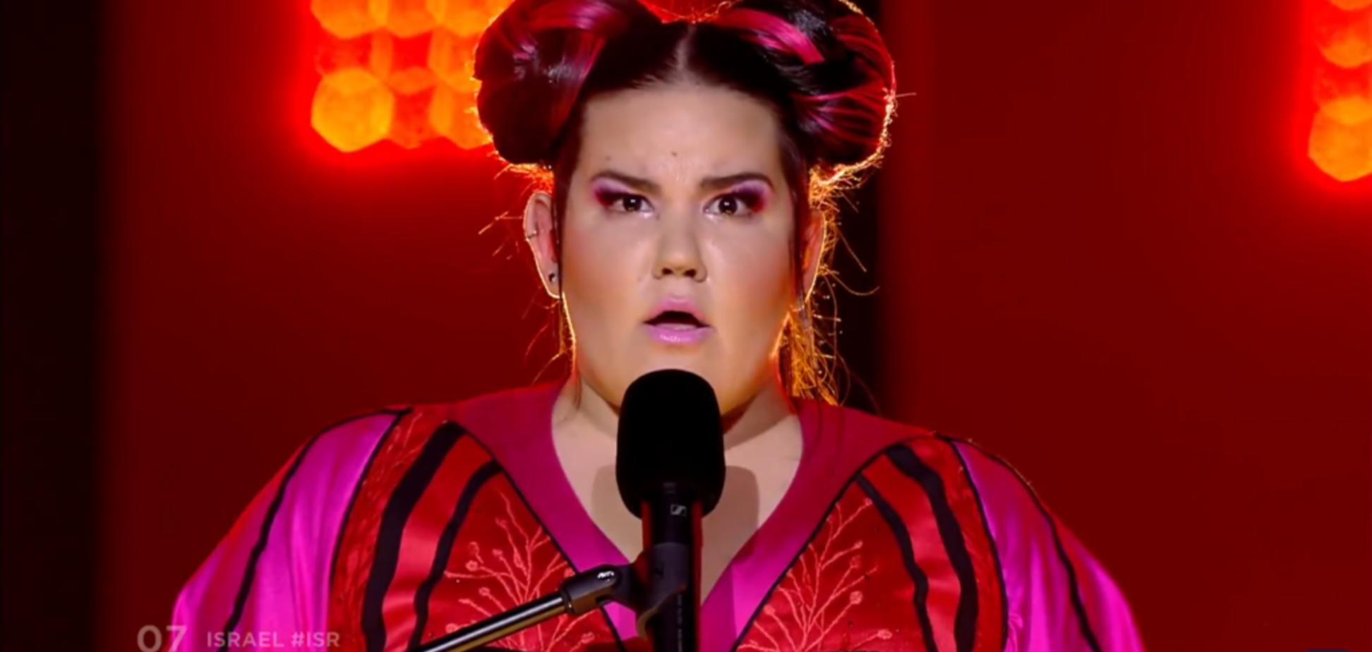 'Ты же корова!' Премьер Израиля вляпался в скандал с победительницей Евровидения