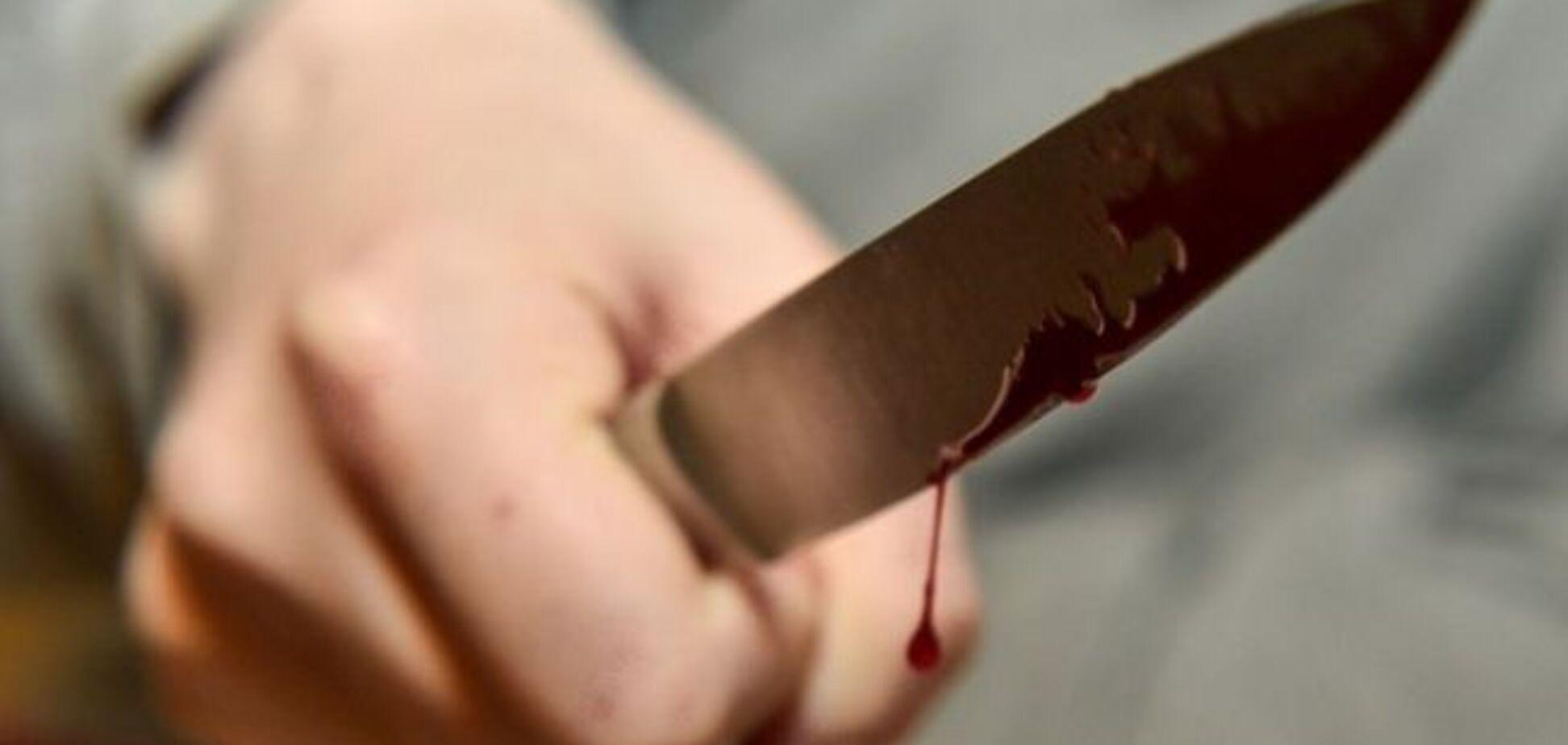 Убил и резал ножом: полиция со стрельбой задержала в Киеве гражданина Польши