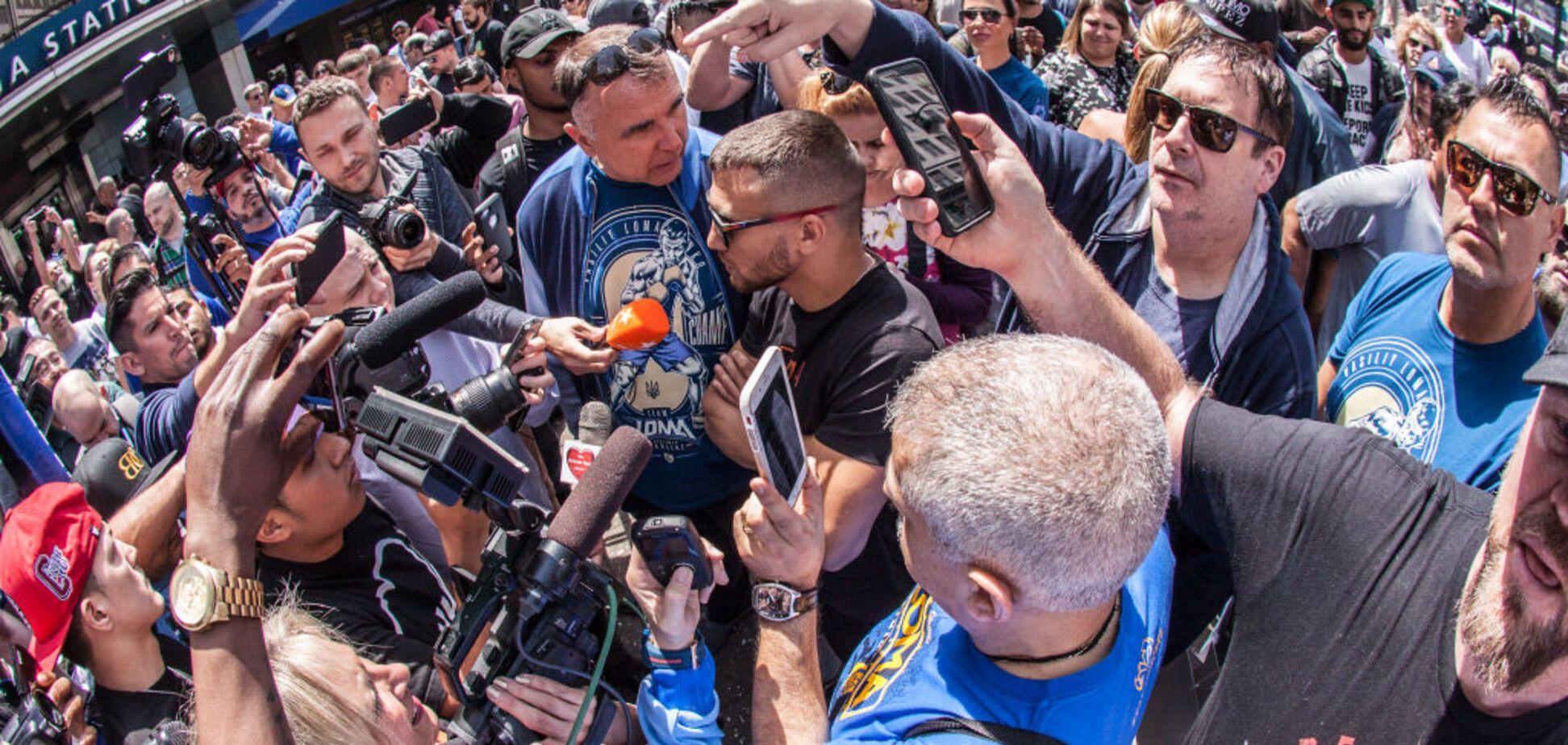 'Реально кращий!' Ексклюзив 'Обозревателя' з США про бій Ломаченко