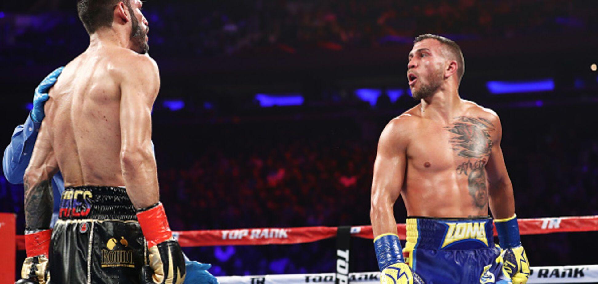 'Кращий боксер сучасності': Ломаченко викликав захват у Росії