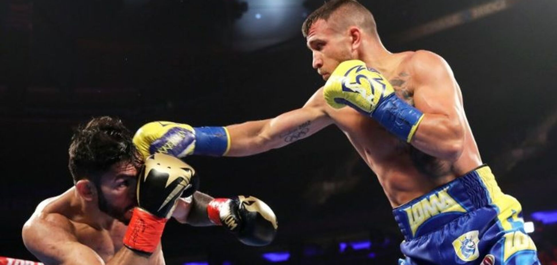 Браво Василий! Это абсолютный рекорд украинского боксера