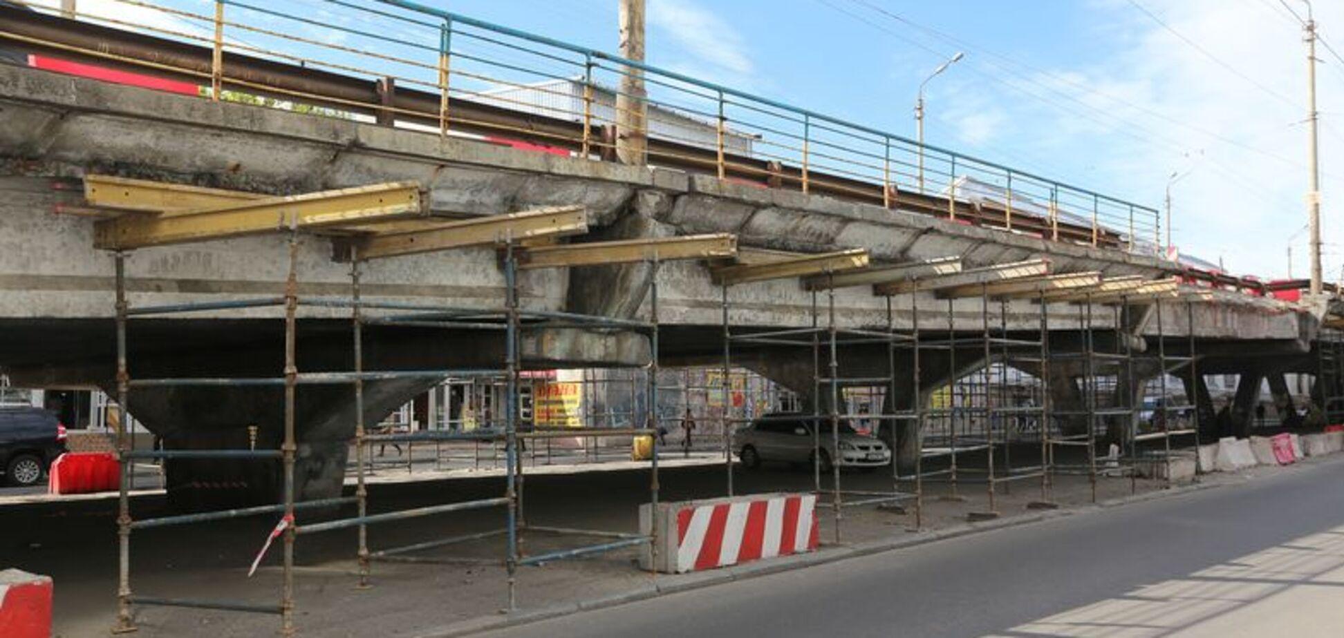 В Киеве перекроют Шулявский мост: опубликована карта объезда