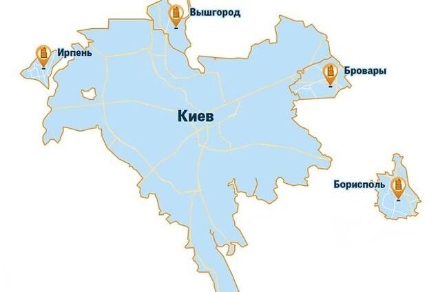Пригород Киева