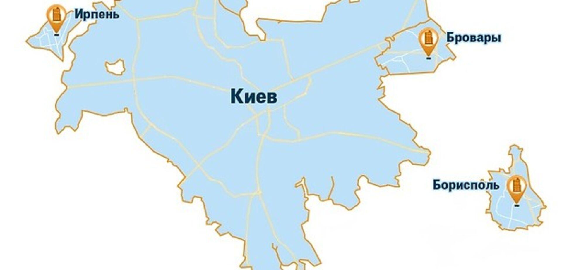 Застройщики врут? Что уготовано жителям пригородов Киева
