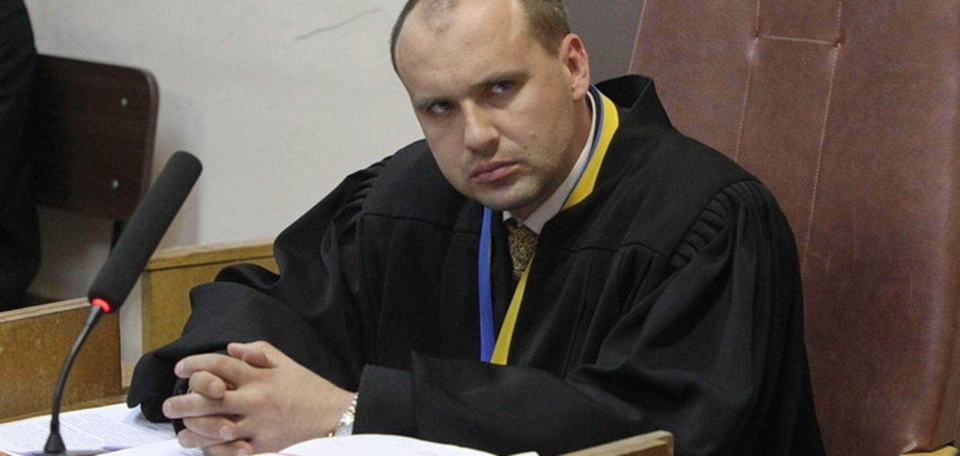 'Швидка' не врятувала: спливли обставини смерті судді Бобровника
