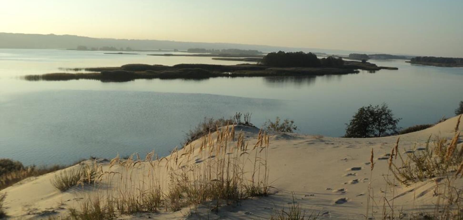 Остров Волшебниц: маг раскрыл потаенное место силы на Киевщине