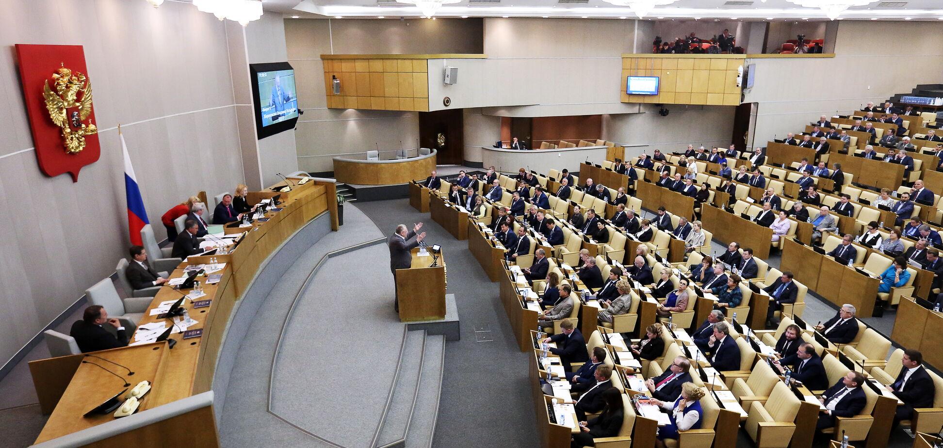 У Росії захотіли саджати за виконання західних санкцій