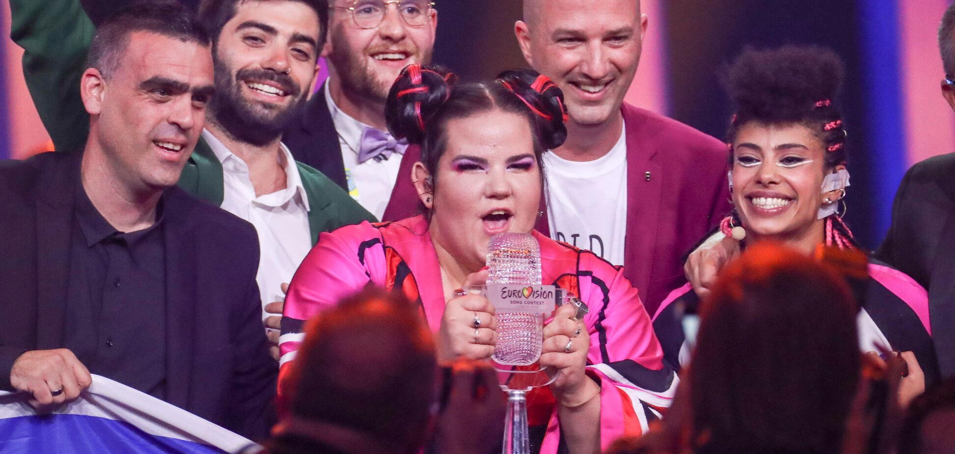 В победе Израиля на 'Евровидении' заприметили забавный факт