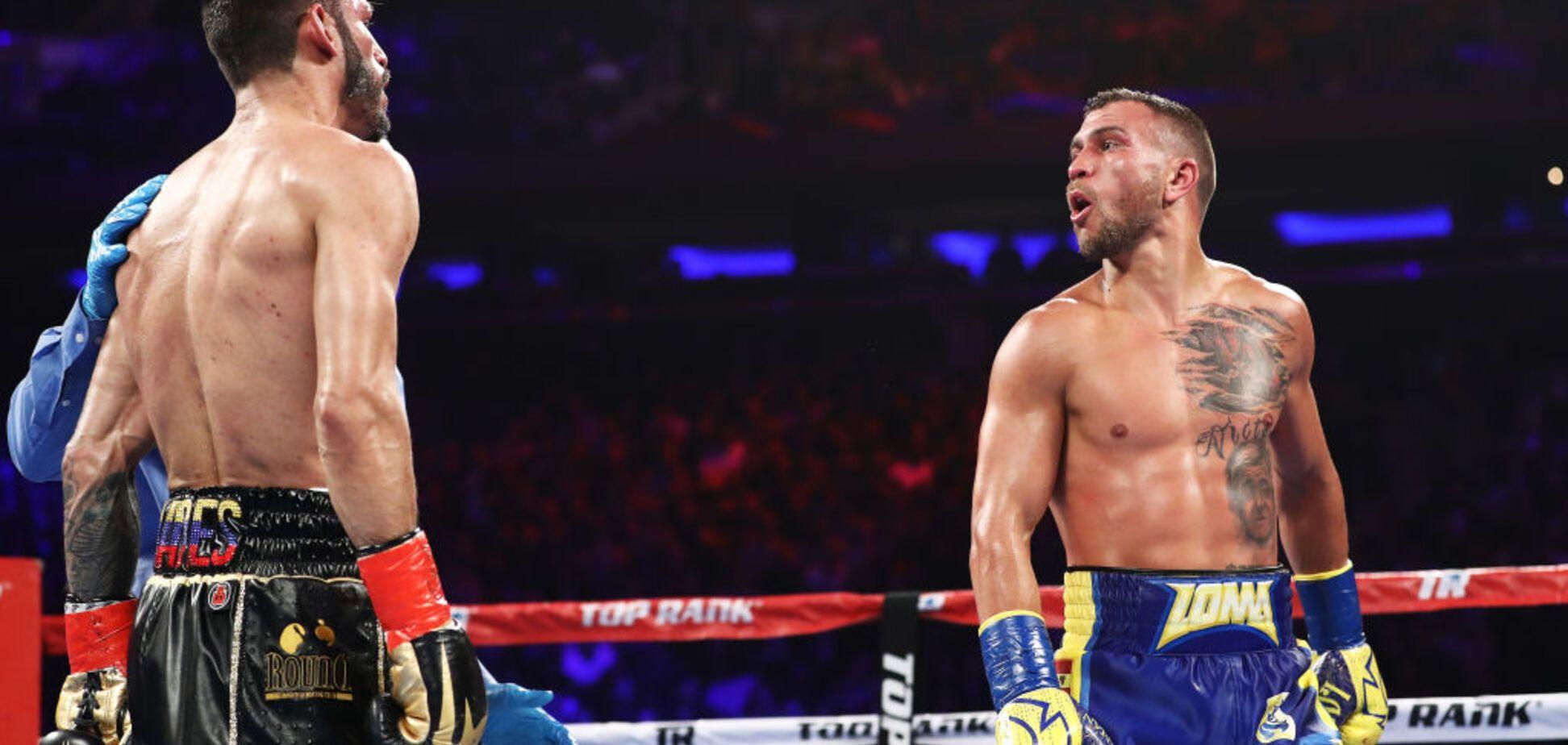 'Магия бокса': Ломаченко привел в восторг британские СМИ