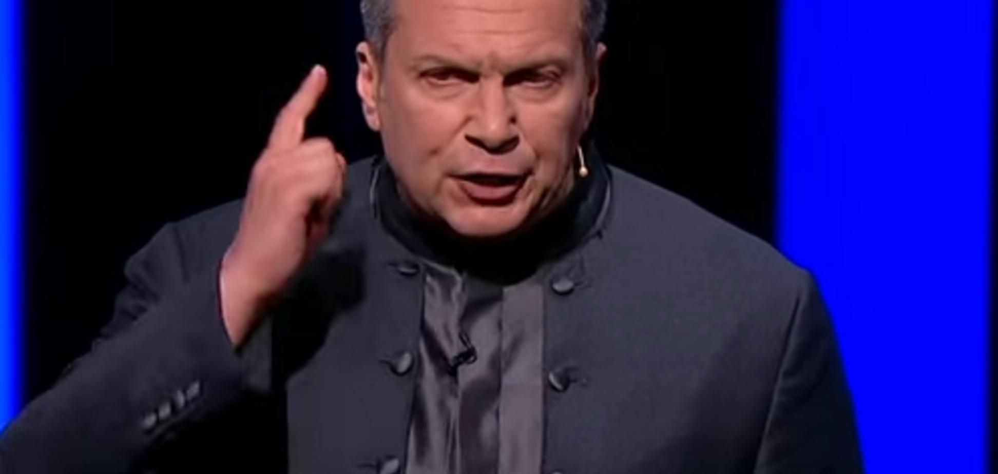 'Выкидыши мира!' Топ-пропагандист Кремля устроил истерику из-за Украины