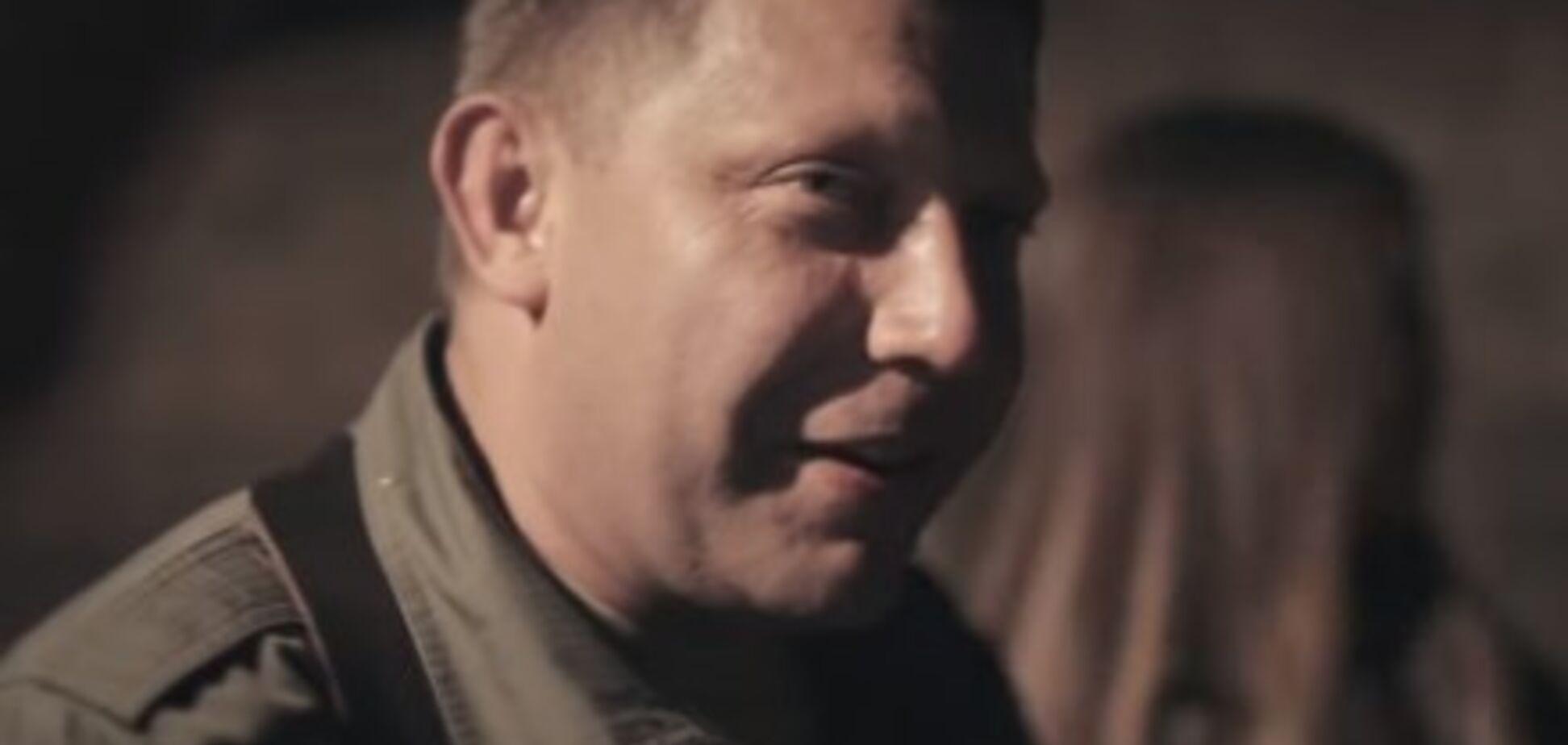 'З пробитою головою': Захарченко заспівав разом з російськими рокерами
