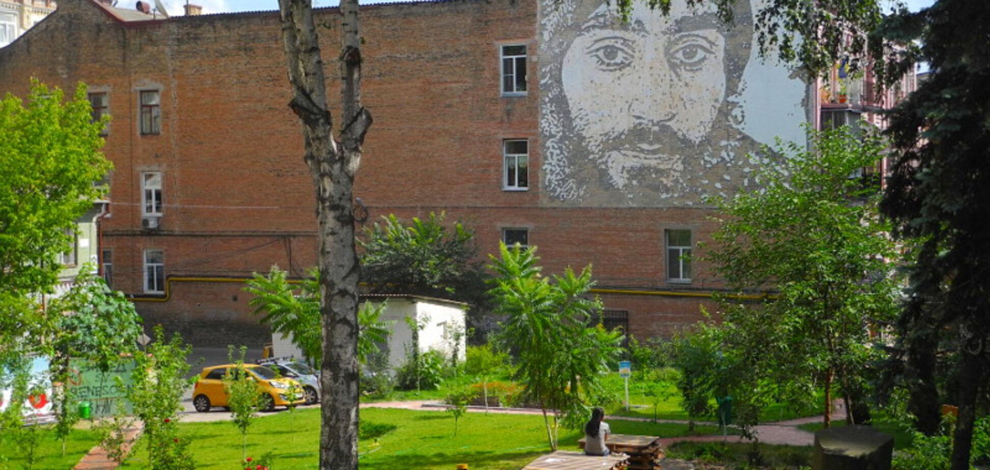 Суд решил судьбу сквера Небесной сотни в Киеве