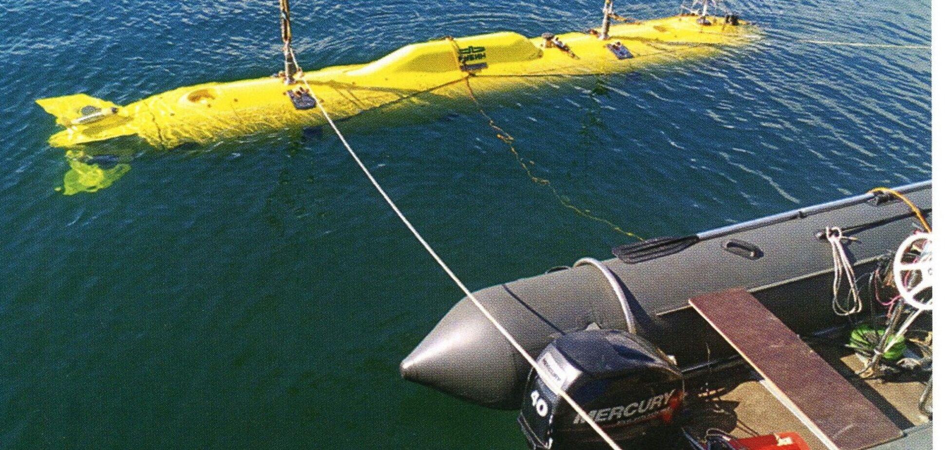 Росія випробовує в Криму новітні підводні безпілотники - ЗМІ