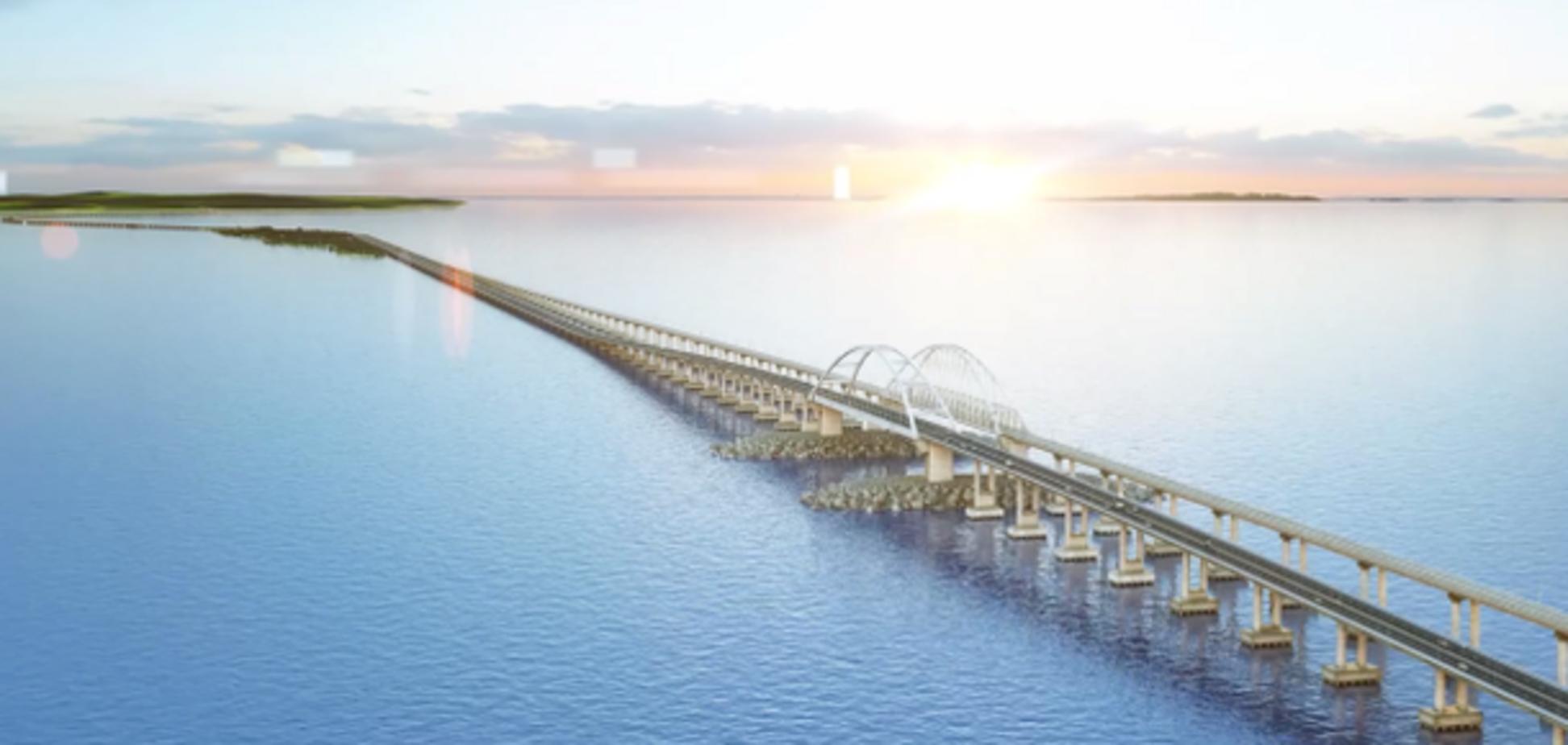Санкції і смерті робітників: 10 фактів про будівництво Кримського моста