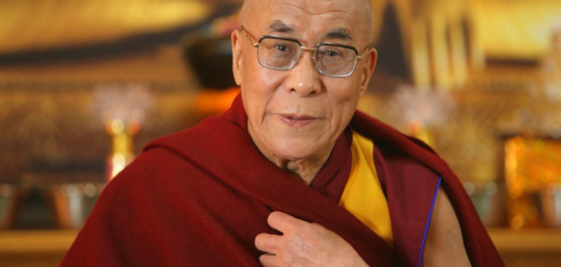 Загине все живе: Далай-лама розповів про Третю світову війну