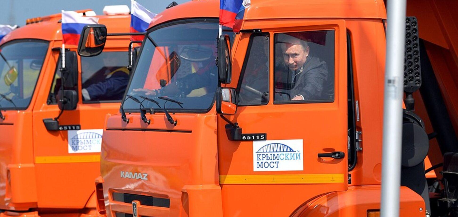 Кримський міст і ляпас Путіну: Боровий пояснив значення