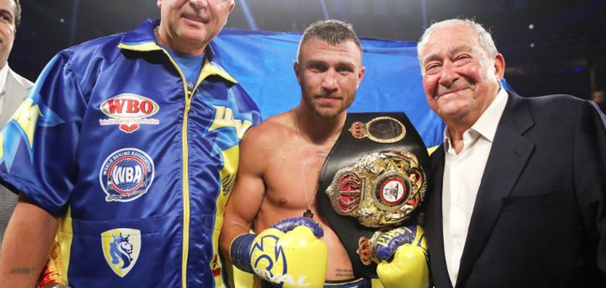 'Наймайстерніший боєць': легенда боксу захопився Ломаченком