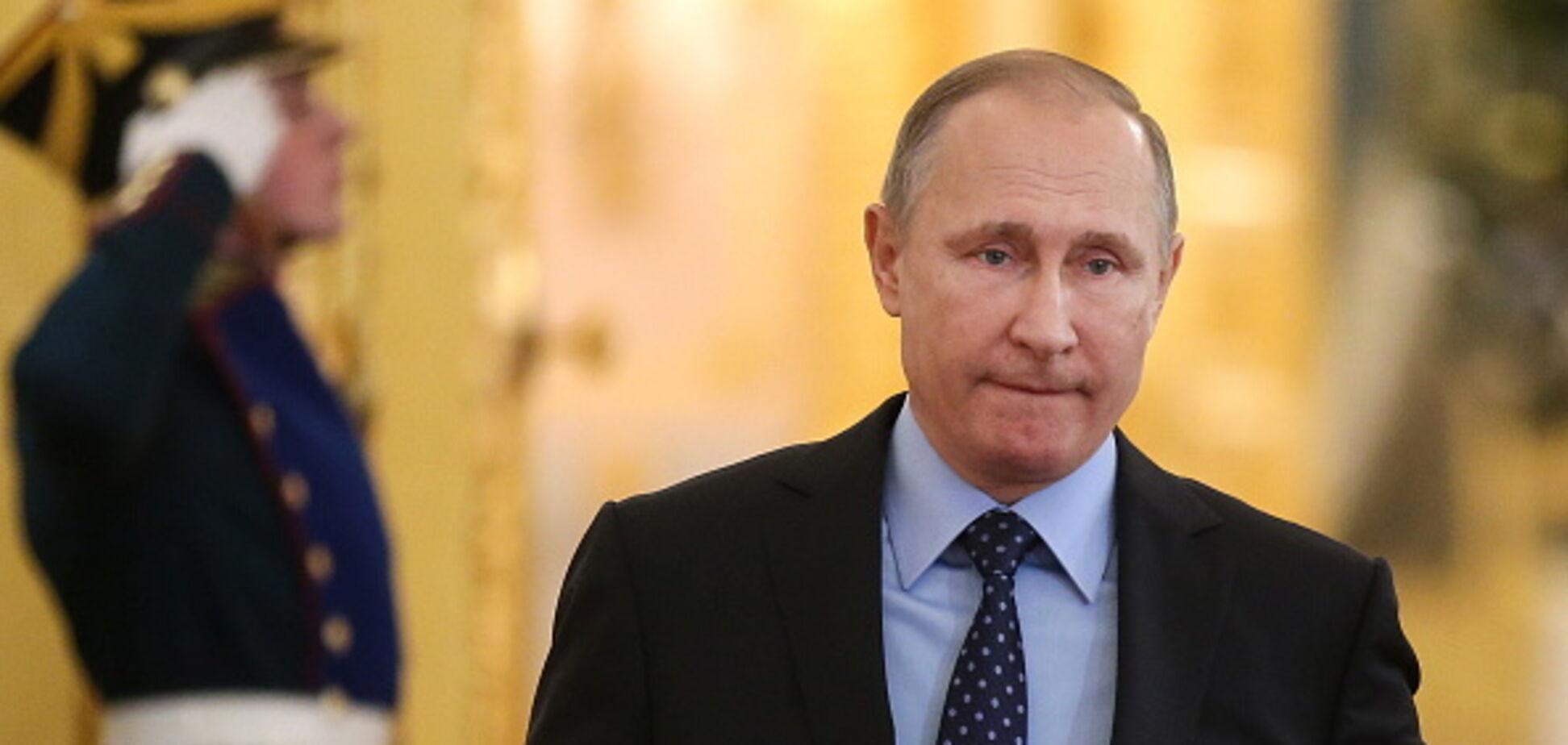 Путинские 'министры' и 'чекисты' прописали себе зону