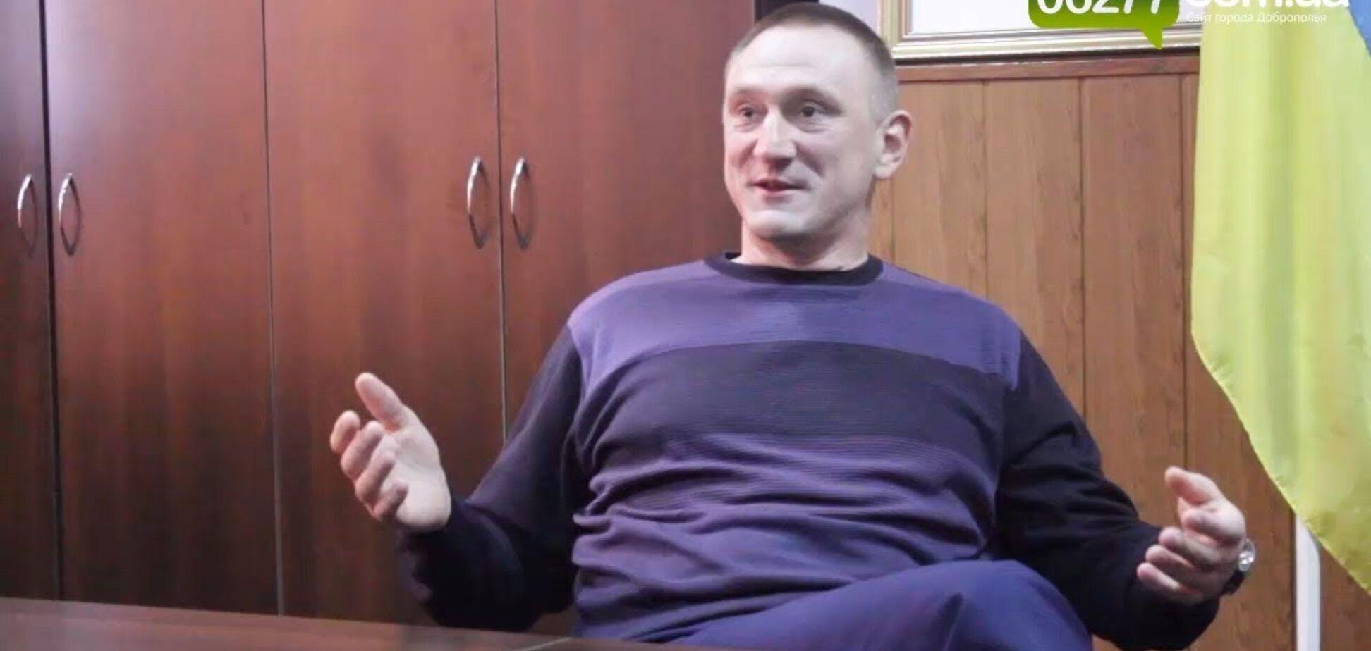 На Донбасі мер підробив лікарняний, щоб з'їздити в окупований Крим