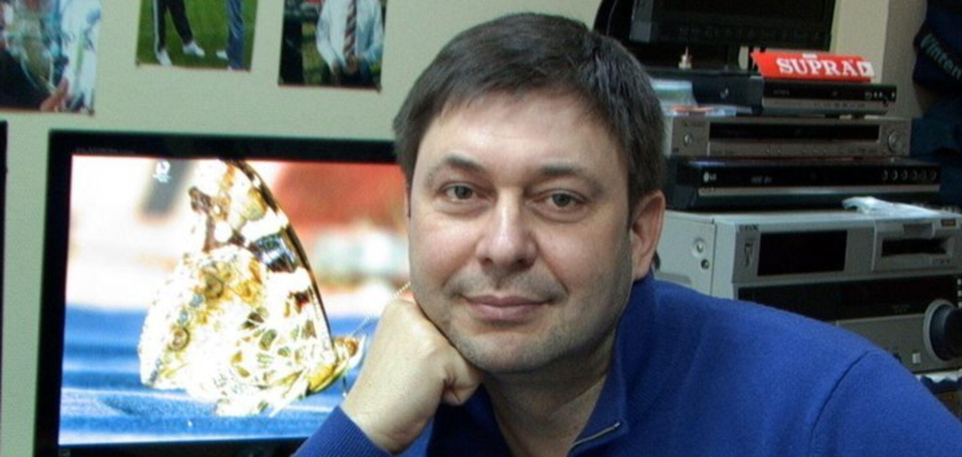 Знали, що працює на Росію: з'явилися деталі про затримання Вишинського