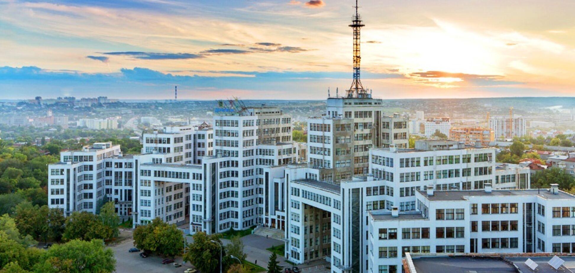 Элеватор-'ратуша' и бывший концлагерь: пять секретов Харькова