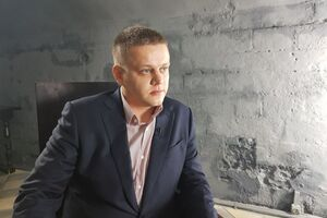 'Я дуже радий!' Востріков, який втратив сім'ю під час пожежі в Кемерово, зібрався в депутати