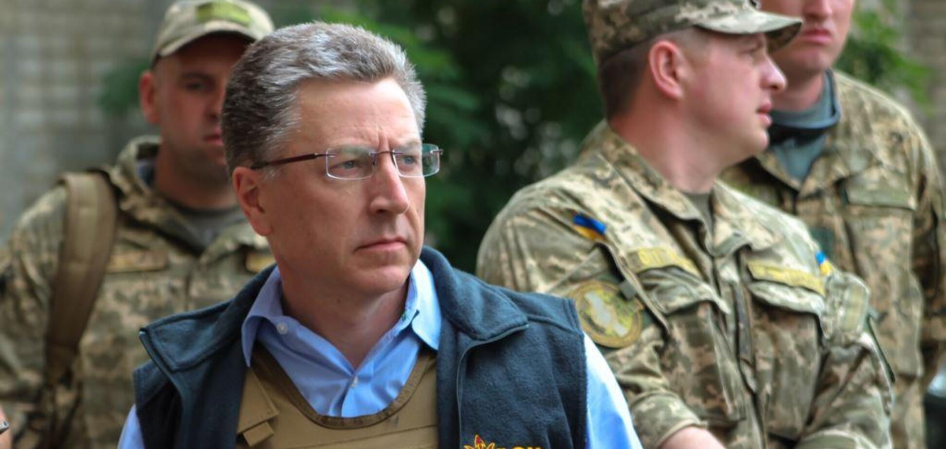 Російськомовні жителі Донбасу хочуть бути з Україною - Волкер