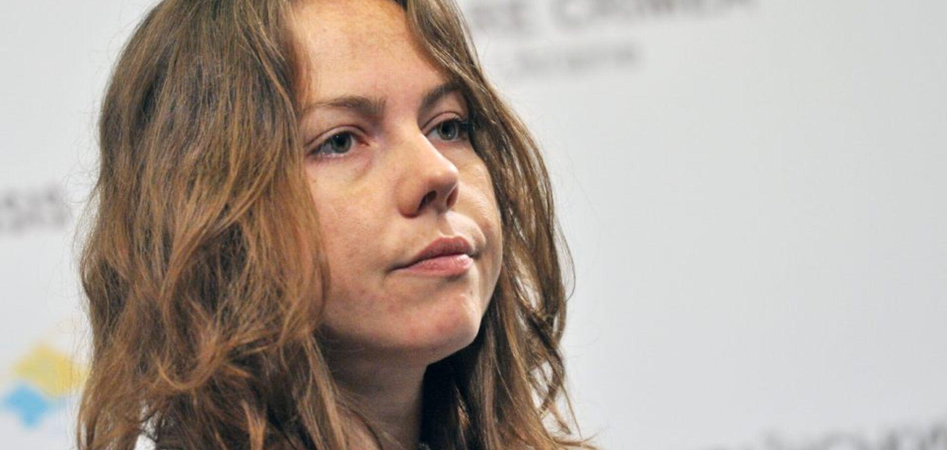 Віра Савченко поскаржилася на незаконність ізолятора СБУ