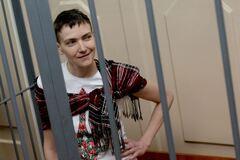 'Спочатку роблять героя': Савченко написала Сенцову із СІЗО