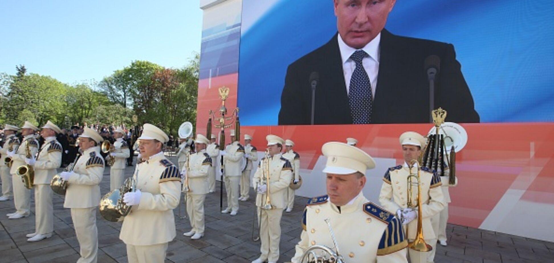 У кращих традиціях Оруелла: як Путін водить за ніс росіян