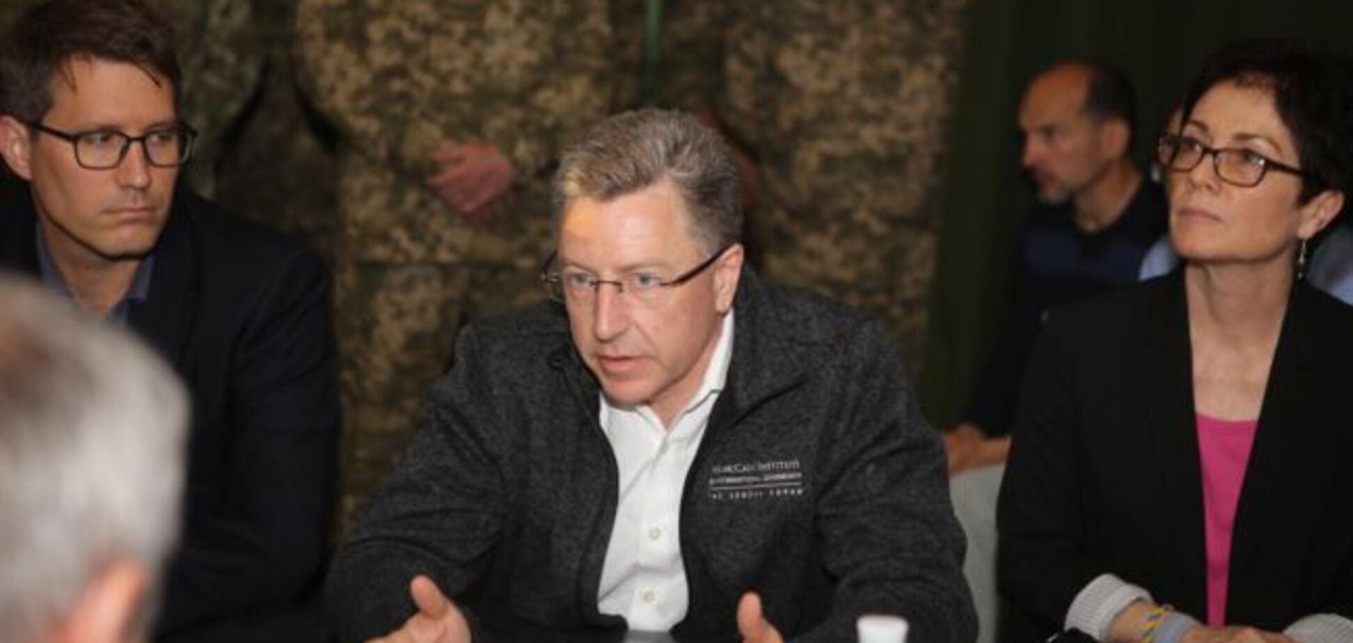 Волкер рассказал, как Россия выдает себя на Донбассе