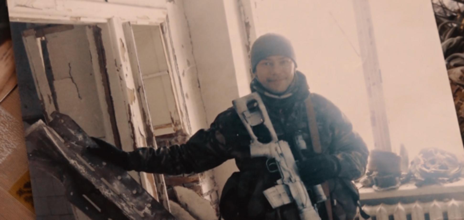 Олександр Олійник боєць 128 окремої гірсько-піхотної бригади