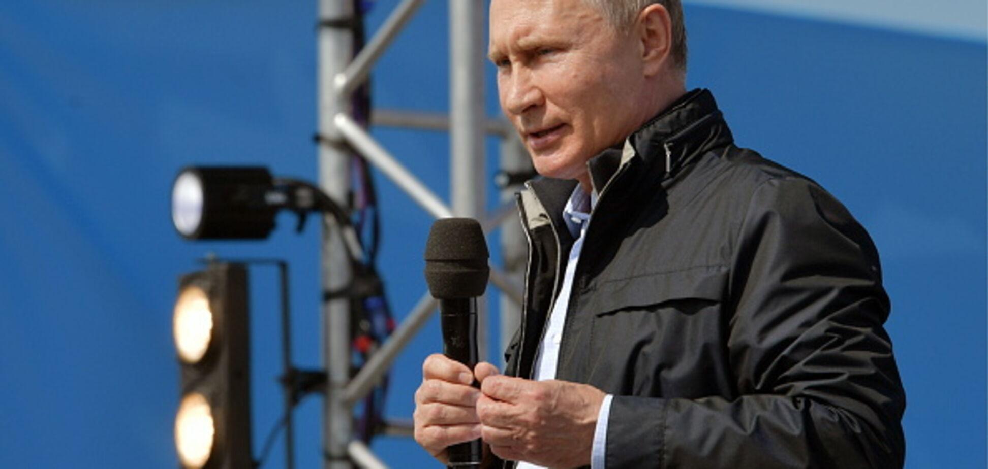 'Гірше чи краще?' На росТВ Путіна порівняли з Гітлером