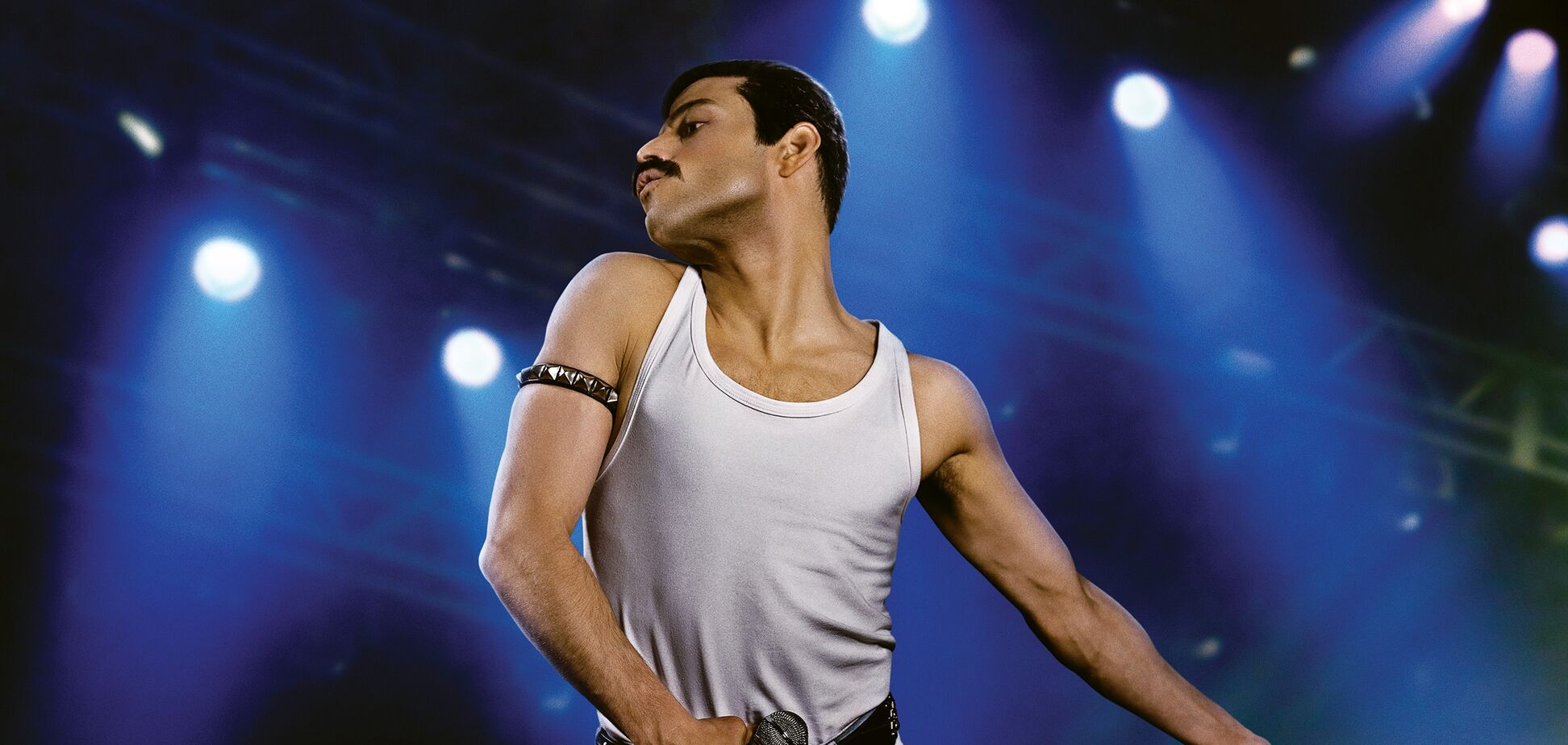 Перший трейлер фільму про Queen вразив фанів легендарного гурту